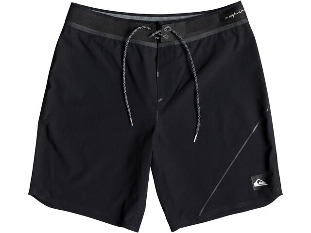 Quiksilver Highline New Wave Pro 19 Pantalones cortos Hombre, black
